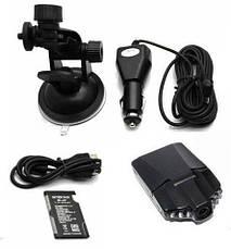 Автомобільний відеореєстратор DVR H198, фото 3