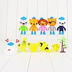 Набор игрушек Октонавты ( OCTONAUTS ) ,11 шт, фото 3