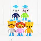 Набор игрушек Октонавты ( OCTONAUTS ) ,11 шт, фото 4