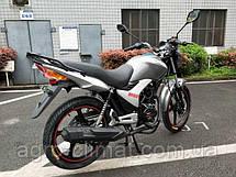 Мотоцикл HORNET R-150 (150куб.см), мокрый асфальт, фото 3