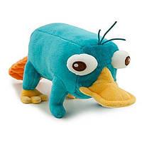 Мягкая игрушка Disney Финес и Ферб Агент Перри Perry