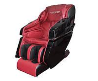 Массажное кресло ZENET ZET 1670 вишневый, фото 1