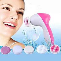 Аппарат для чистки лица и тела 5 in 1 Beauty Care Massager AE-8782