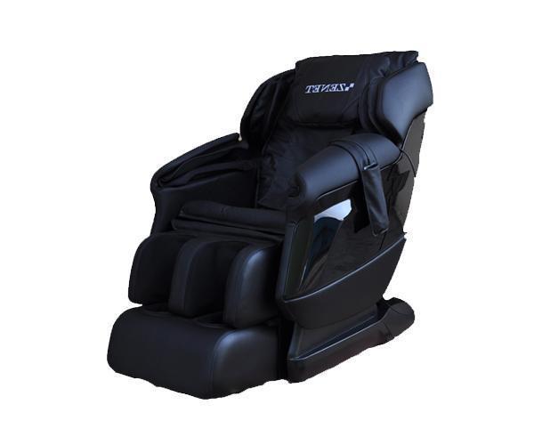 Массажное кресло ZENET ZET 1550 черный