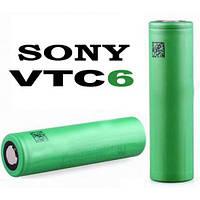 Аккумулятор Sony/Murata US18650VTC6 3120 mAh