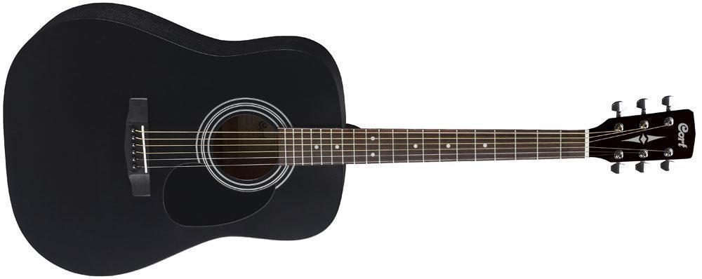 Акустична гітара CORT AD810 (BKS)