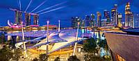 """Кастор пазлы 600 """"Сингапур""""68*30 /14/"""