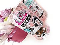 Капсула 5 сезон Макияж Реальные прически HairGoals Makeover Real Hair LOL Surprise Кукла Лол Сюрприз, фото 1