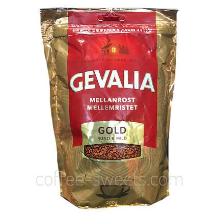 Кофе растворимый Gevalia Gold Mellanrost м/у 200 гр, фото 2
