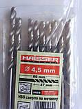 Сверло по металлу Haisser 5.5х57х93мм, фото 2
