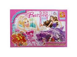 """Пазлы """"Барби"""", 35 эл  sco"""