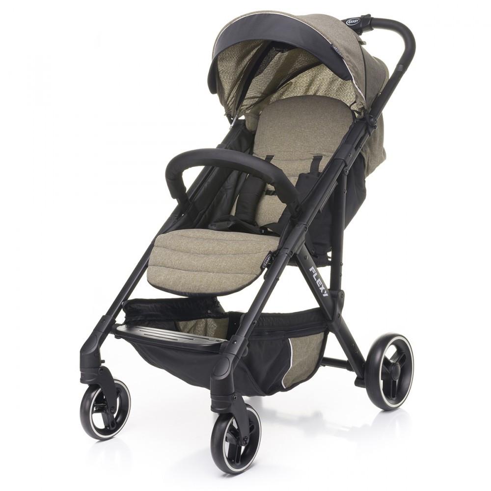 Детская прогулочная коляска 4baby Flexy