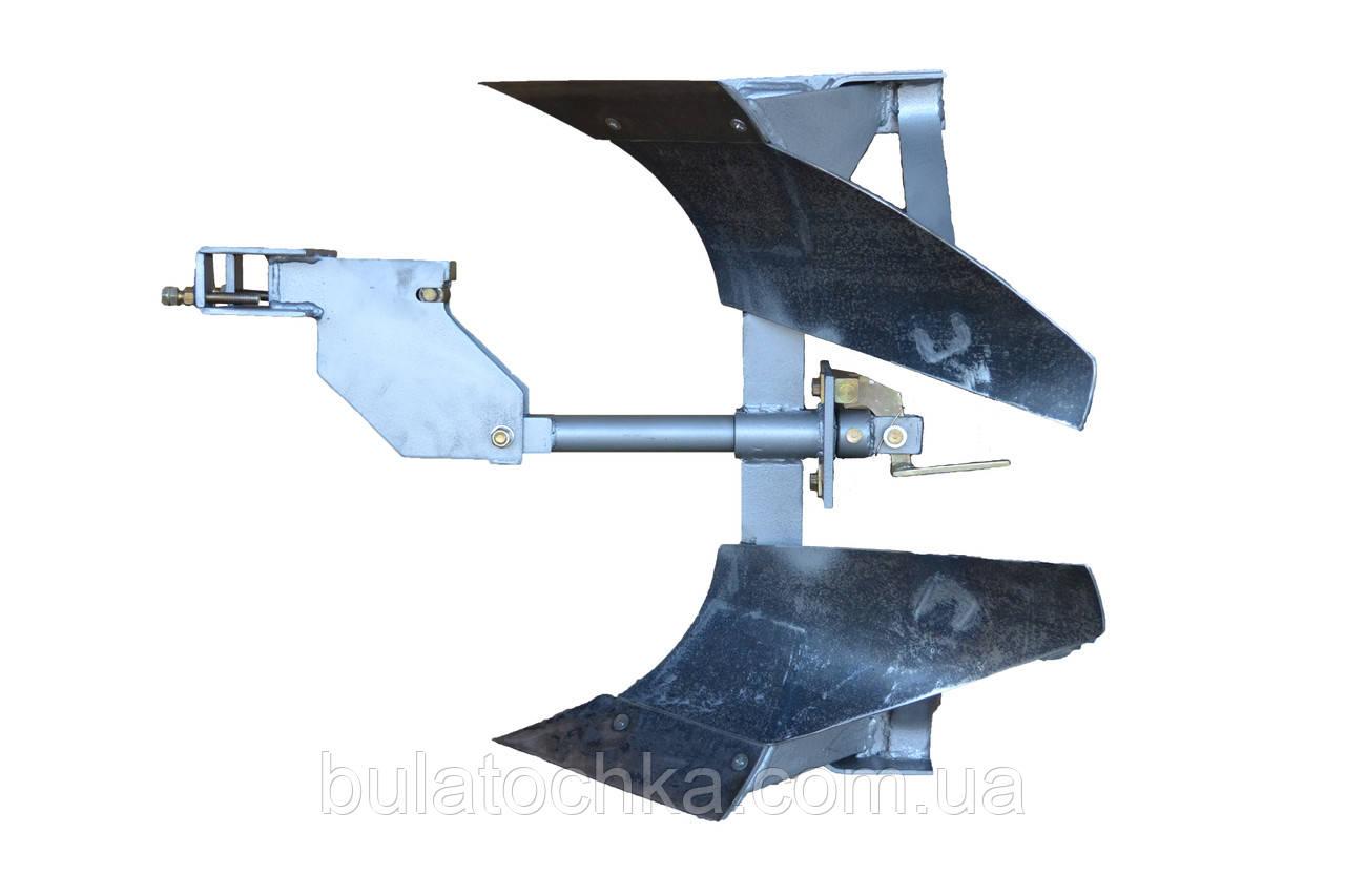 Плуг оборотный универсальный для мотоблоков Мотор Сич (AMG)