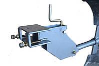 Плуг оборотный универсальный для мотоблоков Мотор Сич (AMG), фото 4