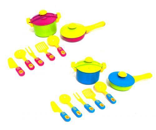 """Набор посуды """"Eva"""" (7 шт)  sco"""
