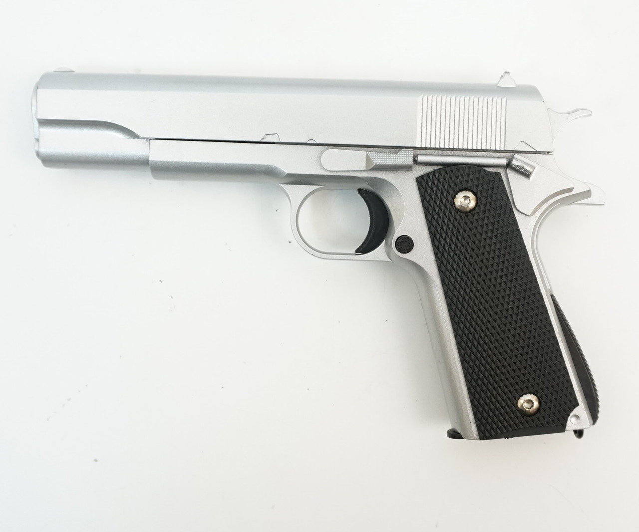 Детский пистолет на пульках G.13S, страйкбольный