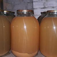 Яблочный сок. Свежевыжатый, пастеризованный