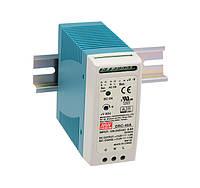 Блок питания Mean Well DRC-40B С функцией UPS на DIN-рейку 40.02 Вт, 27.6 В/0.95 А, 27.6 В/ 0.5 А (AC/DC Преобразователь)
