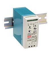 Блок живлення Mean Well DRC-60A З функцією UPS на DIN-рейку 59.34 Вт, 13.8 В/2.8 А, 13.8 В/ 1.5 А (AC/DC Перетворювач)