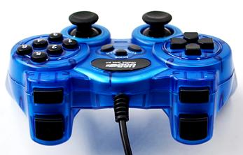 Проводной игровой USB джойстик Gamepad, фото 2