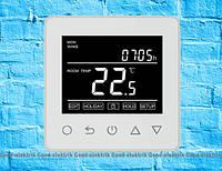 Терморегулятор для теплых полов Wi-Fi  WARM LIFE  (ET 61 W)