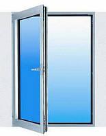 Окно металлопластиковое Rehau e-60 1000*700 поворотно-откидное