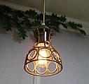 """Подвесной металлический светильник, современный стиль, loft, vintage, modern style """"RINGS-G"""" Е27 , цвет золото, фото 2"""