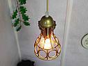 """Подвесной металлический светильник, современный стиль, loft, vintage, modern style """"RINGS-G"""" Е27 , цвет золото, фото 3"""