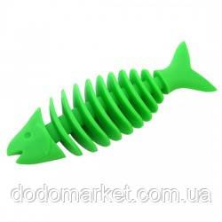 Іграшка рибка для собак 14 см Sum-Plast