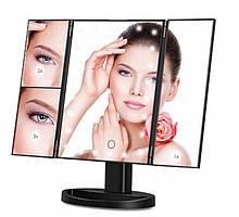 Тройной зеркало на 180~ XR-568 ( 35*28.5*11.5см/USB+4 AAA )(24)