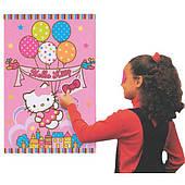 Гра з наклейками Hello Kitty 1507-0674