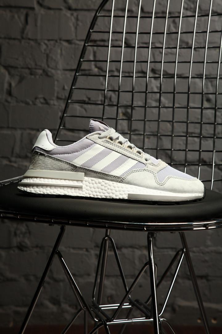 """Мужские кроссовки в стиле Adidas ZX 500 RM """"Grey"""" ( в стиле Адидас)"""