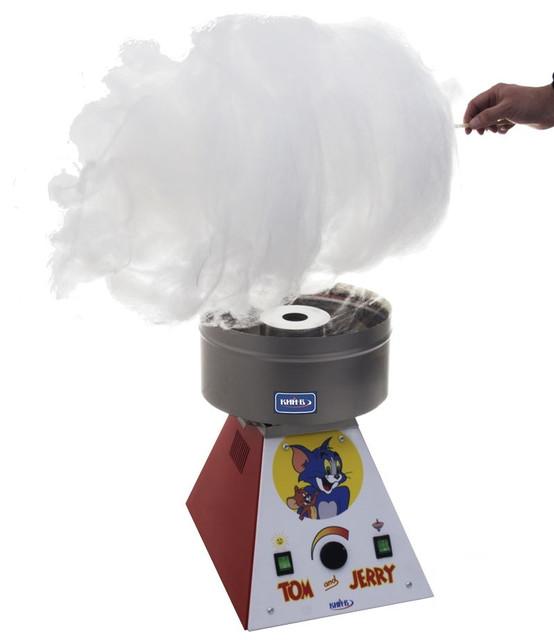 Апарати для виготовлення cолодкої вати та поп-корну