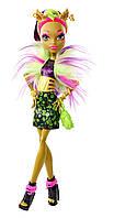 Кукла monster high Кловенера серия Чумовое слияние, Monster High Freaky Fusion Clawvenus Doll