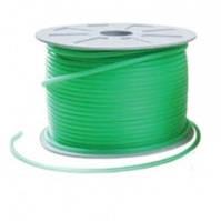 KW Soft Tubing шланг силиконовый зеленый, 1м