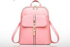 Стильный рюкзак сумка городского типа для школы, фото 2
