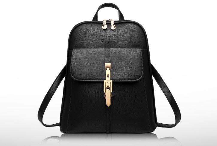 Стильный рюкзак сумка городского типа для школы