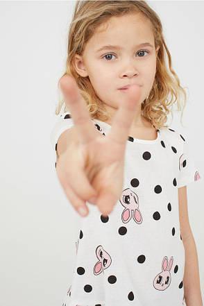 Летнее платье H&M для девочки, фото 2