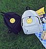 Тканевый рюкзак с радостным смайликом, фото 5