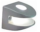 LED Подсветка (хром) полкодержатель   полок из стекла 6-8 мм 20777-03-CH-NW, фото 2
