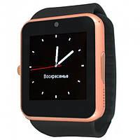 ✅ Умные часы, Золотого цвета, Smart Watch gt08