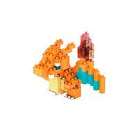 🔝 Блочный конструктор-игрушка LNO, покемон, Чарезард, лего покемоны, аналог, с доставкой по Украине | 🎁%🚚