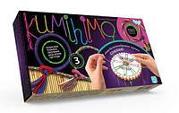 """Набор для креативного творчества """"KUMIHIMO""""  sco"""