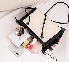 Стильная стеганая сумочка для модных девушек, фото 3