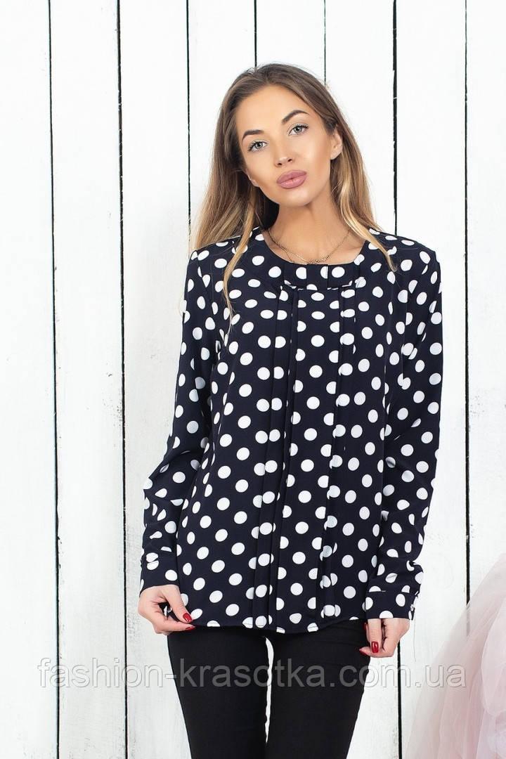 Женская нарядная блуза,размеры: 42-44, 46-48, 50-52, 54-56.