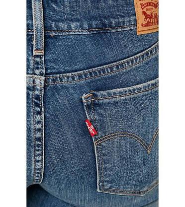 Джинсы женские Levi's 711 Skinny / W26xL30/Mid Rise/Slim trough/Hip and thigh/Оригинал, фото 2