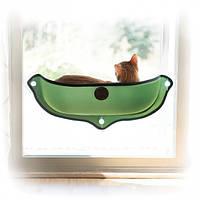 Спальное место на окно для котов ( 69*28 см.) K&H Pet™