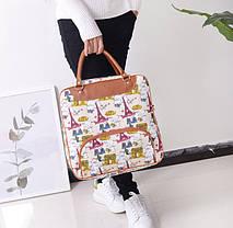 Большая дорожная сумка с принтом, фото 2