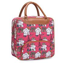 Большая дорожная сумка с принтом, фото 3