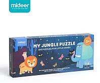 Пазл Джунгли Mideer My jungle puzzle